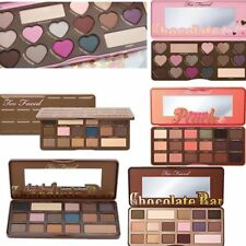 Too Faced Bon Bons & Chocolate Bar & Semi Sweet Peach Eyeshadow Makeup Palette