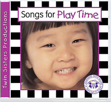 New: Twin Sisters Productions: Songs for Playtime CD CD Audio CD