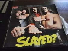 SLADE SLAYED?  1ST RARE COVER  ISRAEL  ISRAELI LP