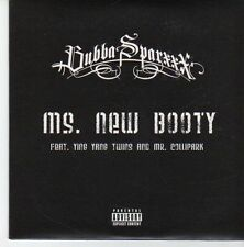 (EB418) Bubba Sparxxx, Ms New Booty - 2006 DJ CD