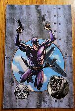 The Phantom #3 by Hermes Press, Variant Virgin Cover 3B by Sal Velluto