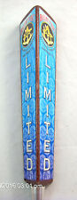 3 sided LIMITED Ballast Point Brewing Company SAN DIEGO, CA Beer Tap Handle  #38