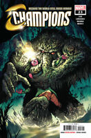 Champions #23 Marvel Comic 1st Print 2018 Unread NM