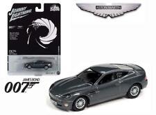 "Johnny Lightning: James Bond 1987 Aston Martin V8 ""No Time To Die"" 1/64 Scale"