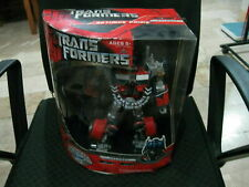 TRANSFORMERS 2007 MOVIE OPTIMUS PRIME PREMIUM SERIES LEADER CLASS