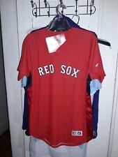 David Ortiz Boston Red Sox Majestic shirt MLB baseball Jersey uniform Youth M