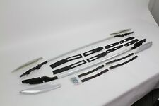 US fit Nissan X-Trail Rogue 14 2015 2016 2017 2018 Luggage roof rack rail Carrie