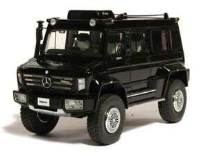 Mercedes Unimog U5000 Wagon 2012 - Glm 1/43