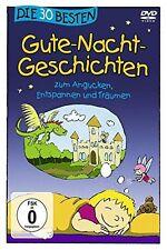 DIE 30 BESTEN GUTE-NACHT-GESCHICHTEN DVD   Neu & eingeschweisst!!!