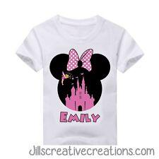 Disney Trip T Shirt, Disney Trip, Custom T-shirt, Minnie mouse, Magic Kingdom