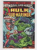 Marvel Super-Heroes #45 Hulk Namor Sub-Mariner 9.0