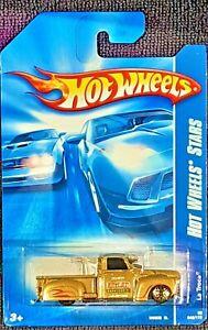 2008 Hot Wheels All Stars #042/196 La Troca VHTF Gold Variation M6908