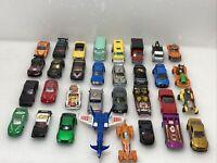 Lot 32 Loose Diecast Car/Truck Hotwheels,Matchbox,Corgi,ERTL,Yatming