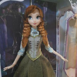 "Anna Limited Edition doll 17"" Disney Frozen"