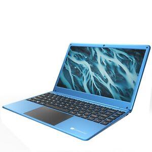"""NEW Gateway Ultra Slim 14.1"""" FHD Intel Celeron 64GB eMMC 4GB RAM Win 10 Blue"""