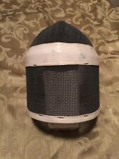 Vintage Santelli Usa Blade Fencing Helmet Mask Wire Mesh Face Guard Unisex S-M