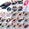 U-Shape Full Body Pregnancy Maternity Pillow Sleep Support Pregnant Protection