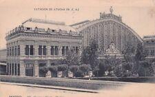 SPAIN - Madrid - Estacion de Atocha 1903