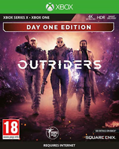Outriders - Day One Edition BRAND NEW SEALED Xbox One / Series X