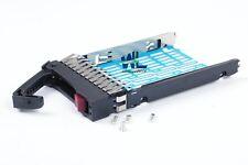 """2.5"""" SAS SATA Tray HDD Caddy 378343-002 for HP Proliant DL160se DL360 G7 G6 G5"""