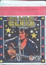 ELVIS PRESLEY - 9 MONTY GUM CARDS in 3 Originaltüten von 1978.