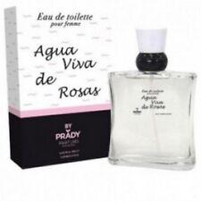 Colonia Agua viva de rosas Prady Perfume genérico mujer eau de Toilette 100 ML