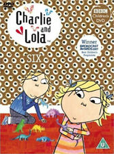Charlie and Lola: Six DVD (2007) Maisie Cowell cert U FREE Shipping, Save £s