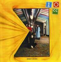 10cc - Feuille Musique Neuf CD