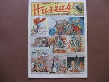 HURRAH !  avant-guerre  n° 117