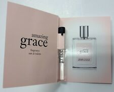 Philosophy Amazing Grace eau de toilette - 0.05oz (1.5ml) Travel Size VIAL