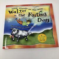 Walter the Farting Dog Glenn Murray William Kotzwinkle Children Book Hardcover