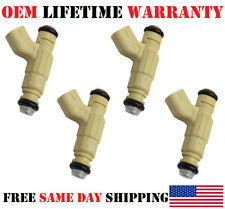 Genuine Bosch Set Of 4 Fuel Injectors for 00-01 Ford Focus 2.0L 0280155974