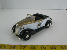 Liberty Classics 1937 Chevy Die-Cast Car Pabst Brewing Co 150 Coin Bank w Key