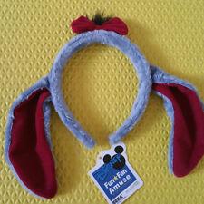 f3a539344be Disney Eeyore Donkey Character Headband With Long Ear Festival Costume GIft
