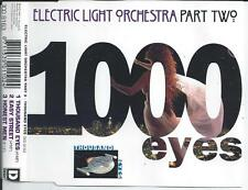 ELECTRIC LIGHT ORCHESTRA PART TWO - 1000 Eyes CD SINGLE 3TR HOLLAND 1991 DISKY