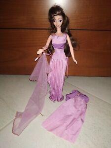 Megara Disney Hercules Vintage 1996 Doll