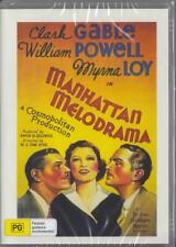 Manhattan Melodrama - Clark Gable DVD