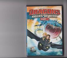 DRAGONS RIDERS OF BERK PART 1 DVD 11 EPISODES