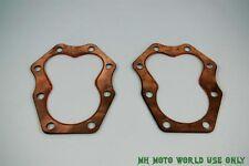 CJ750-Cylinder head copper gaskets 24P M1/M1M SV 2pc