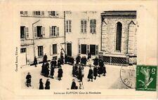 CPA Institution BUFFON - Cour de récréation (175876)