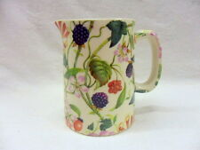 Bramble cream jug pitcher jug by Heron Cross Pottery
