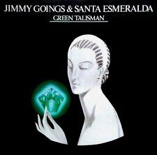 "JIMMY GOINGS & SANTA ESMERALDA ""GREEN TALISMAN""  lp Italy near mint"