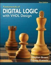 Fundamentals of Digital Logic with VHDL Design with CD-ROM 3rd Int'l Edition