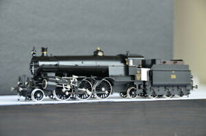 Micro METAKIT 96701H K.K.St.B. Rh 10 15 Steam Engine Brass