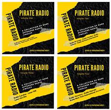 Pirate Offshore Radio Jingles Caroline London etc Studio Quality Vols 1,2,3 & 4