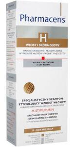 PHARMACERIS H STIMUPURIN Shampoo stimulating hair growth, 250 ml