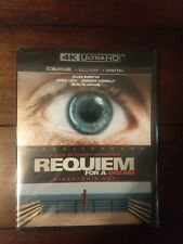 Requiem For A Dream (4K Disc, Blu-ray) New