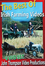 The Best Of Irish Farming Videos - 6 DVD Set