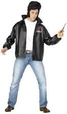 T-bird Jacket Danny Outfit 70's Movie Grease Theme Party Fancy Dress Medium Chest Size Upto 40