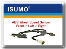 1 ABS Wheel Speed Sensor Front Left / Right Fits Chrysler Pacifica 2004-2007 V6